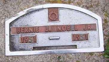 NOBEL, BERNIE J. JR. - Sioux County, Iowa | BERNIE J. JR. NOBEL