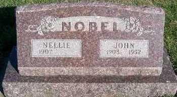 NOBEL, JOHN - Sioux County, Iowa | JOHN NOBEL