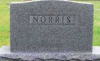 NORRIS, MARY GRACE (1887-1977) - Sioux County, Iowa | MARY GRACE (1887-1977) NORRIS