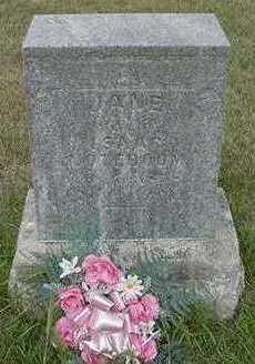 NOTEBOOM, JANE - Sioux County, Iowa | JANE NOTEBOOM
