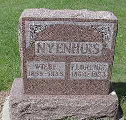 NYENHUIS, FLORENCE - Sioux County, Iowa | FLORENCE NYENHUIS