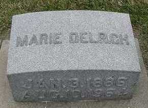 OELRICH, MARIE  D.1964 - Sioux County, Iowa | MARIE  D.1964 OELRICH