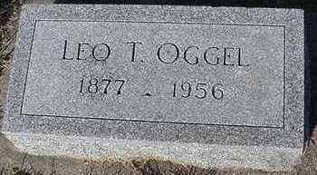 OGGEL, LEO T. - Sioux County, Iowa | LEO T. OGGEL