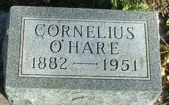 O'HARE, CORNELIUS - Sioux County, Iowa | CORNELIUS O'HARE
