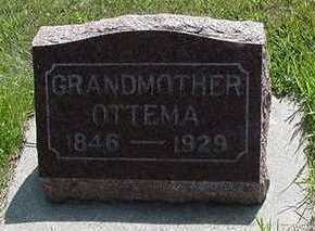 OTTEMA, GRANDMOTHER - Sioux County, Iowa | GRANDMOTHER OTTEMA
