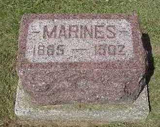 OVERWEG, MARINES - Sioux County, Iowa | MARINES OVERWEG