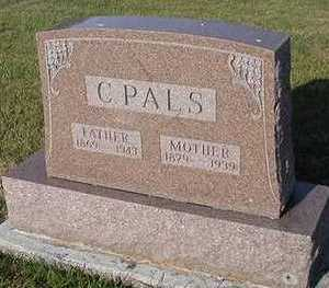 PALS, C. (FATHER) - Sioux County, Iowa | C. (FATHER) PALS