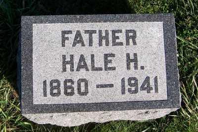 PEMBER, HALE H. - Sioux County, Iowa | HALE H. PEMBER