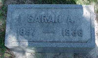 PETERSON, SARAH A. - Sioux County, Iowa | SARAH A. PETERSON