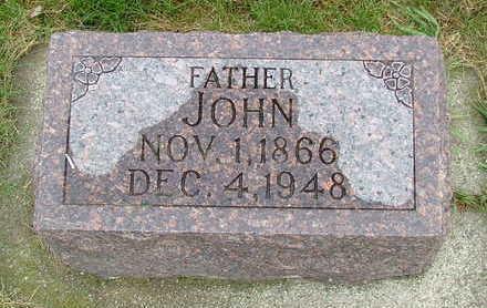 PEUSE, JOHN - Sioux County, Iowa | JOHN PEUSE