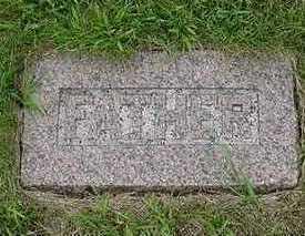 PIERCE ?, FATHER - Sioux County, Iowa   FATHER PIERCE ?
