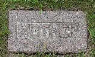 PIERCE ?, MOTHER - Sioux County, Iowa | MOTHER PIERCE ?