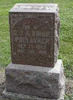 POELAKKER, GILBERT - Sioux County, Iowa | GILBERT POELAKKER