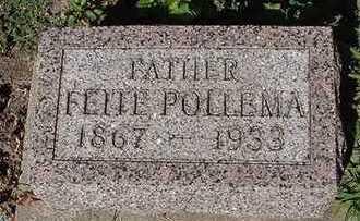 POLLEMA, FEITE - Sioux County, Iowa | FEITE POLLEMA