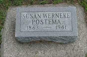 POSTEMA, SUSAN - Sioux County, Iowa   SUSAN POSTEMA