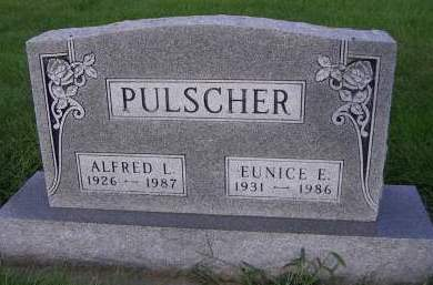 PULSCHER, EUNICE E. - Sioux County, Iowa | EUNICE E. PULSCHER
