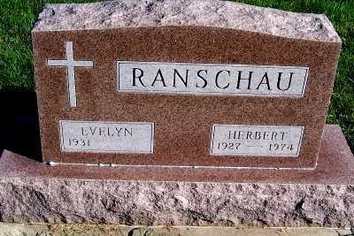 RANSCHAU, HERBERT - Sioux County, Iowa   HERBERT RANSCHAU