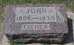 REEKERS, JOHN - Sioux County, Iowa   JOHN REEKERS