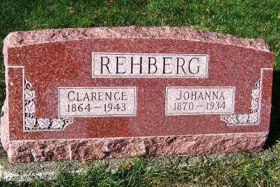 REHBERG, JOHANNA - Sioux County, Iowa | JOHANNA REHBERG