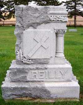 REILLY, HEADSTONE - Sioux County, Iowa | HEADSTONE REILLY