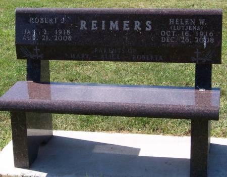LUTJENS REIMERS, HELEN W. - Sioux County, Iowa | HELEN W. LUTJENS REIMERS