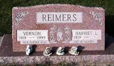 REIMERS, VERNON - Sioux County, Iowa | VERNON REIMERS
