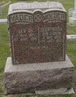 REINDERS, JAN SR. - Sioux County, Iowa | JAN SR. REINDERS