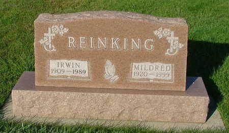 REINKING, IRWIN - Sioux County, Iowa | IRWIN REINKING