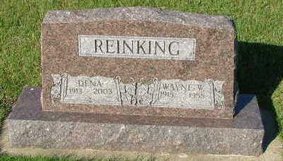 REINKING, WAYNE W. - Sioux County, Iowa | WAYNE W. REINKING