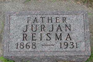 REISMA, JURJAN - Sioux County, Iowa | JURJAN REISMA