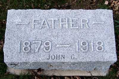 REMMERDE, JOHN G. - Sioux County, Iowa | JOHN G. REMMERDE
