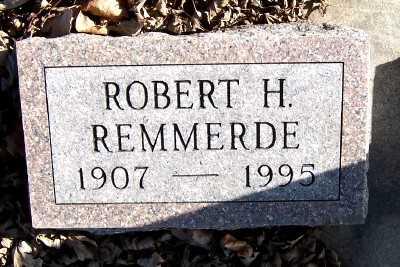 REMMERDE, ROBERT H. - Sioux County, Iowa | ROBERT H. REMMERDE