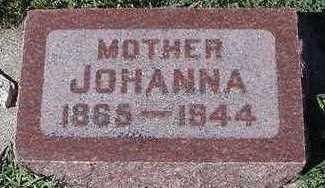 REXWINKEL, JOHANNA - Sioux County, Iowa | JOHANNA REXWINKEL