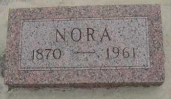 RHYNSBURGER, NORA  C. 1961 - Sioux County, Iowa | NORA  C. 1961 RHYNSBURGER
