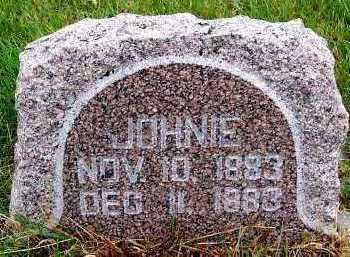RICHTER, JOHNIE - Sioux County, Iowa | JOHNIE RICHTER