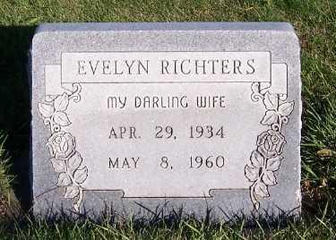 VANBEEK RICHTERS, EVELYN - Sioux County, Iowa | EVELYN VANBEEK RICHTERS