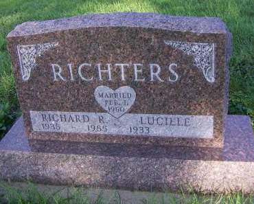 RICHTERS, RICHARD R. - Sioux County, Iowa | RICHARD R. RICHTERS