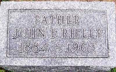 RIELLY, JOHN F. - Sioux County, Iowa | JOHN F. RIELLY