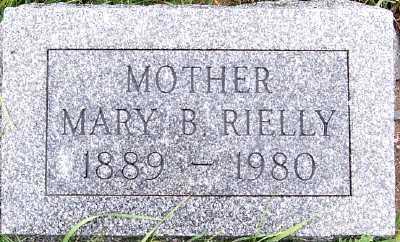 RIELLY, MARY B. - Sioux County, Iowa | MARY B. RIELLY
