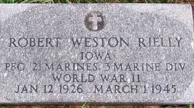 RIELLY, ROBERT WESTON - Sioux County, Iowa | ROBERT WESTON RIELLY
