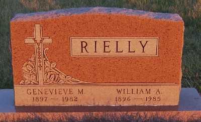 RIELLY, GENEVIEVE M. - Sioux County, Iowa | GENEVIEVE M. RIELLY