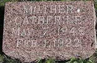 ROBERTS, CATHERINE - Sioux County, Iowa | CATHERINE ROBERTS