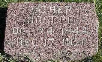 ROBERTS, JOSEPH - Sioux County, Iowa   JOSEPH ROBERTS