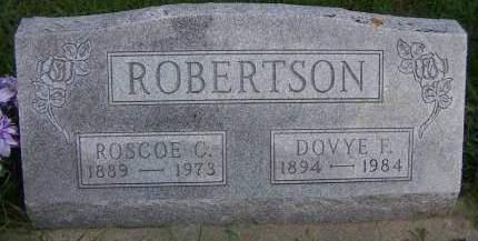 ROBERTSOM, DOVYE F. - Sioux County, Iowa | DOVYE F. ROBERTSOM