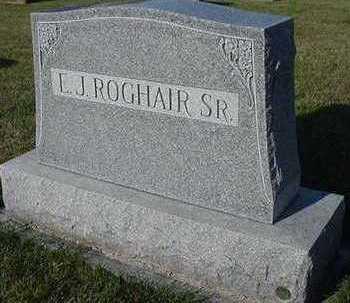 ROGHAIR, E. J. SR. - Sioux County, Iowa | E. J. SR. ROGHAIR