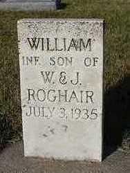 ROGHAIR, WILLIAM - Sioux County, Iowa | WILLIAM ROGHAIR