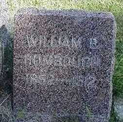 ROMBOUGH, WILLIAM B. - Sioux County, Iowa | WILLIAM B. ROMBOUGH