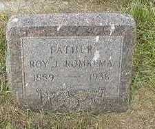 ROMKEMA, ROY J. - Sioux County, Iowa | ROY J. ROMKEMA