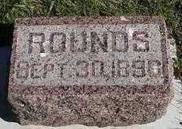 ROUNDS, UNKNOWN - Sioux County, Iowa | UNKNOWN ROUNDS