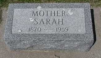 ROUWENHORST, SARAH - Sioux County, Iowa | SARAH ROUWENHORST